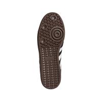 adidas Samba Classic 019000 Hallenfussballschuhe Leder - schwarz - Größe 45 1/3