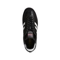 adidas Samba Classic 019000 Hallenfussballschuhe Leder - schwarz - Größe 46