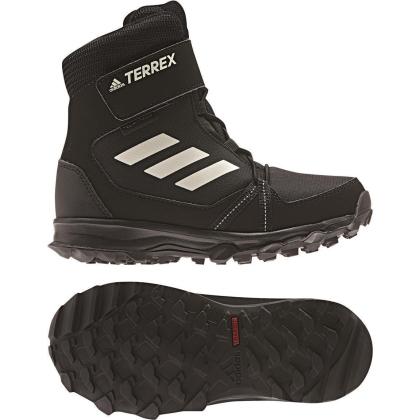 adidas Terrex Snow CP CW CF K Winterstiefel Kinder - schwarz - Größe 28,5