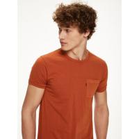 Scotch & Soda T-Shirt - orange - Größe S