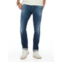 Scotch & Soda Skim Plus - Dutch Blauw Jeans - indigo blau - Größe