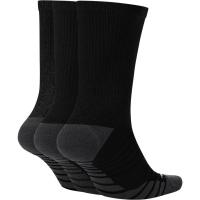 Unisex Nike Dry Cushion Crew Training Sock (3 Pair) - BLACK OR GREY - schwarz - Größe L