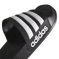adidas Adilette shower Badesandale Herren - schwarz - Größe 38