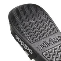 adidas Adilette shower Badesandale Herren - schwarz - Größe 43 1/3