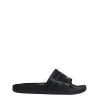 adidas Adilette aqua Badeslipper Herren - schwarz - Größe 48 2/3