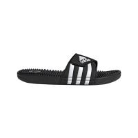adidas Adissage Badeslipper Herren - schwarz - Größe 44 2/3