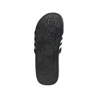 adidas Adissage Badeslipper Herren - schwarz - Größe 47 1/3