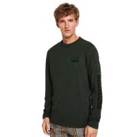 Scotch & Soda Langarmshirt - grün - Größe L
