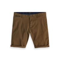 Scotch & Soda Basic Chino-Shorts - braun - Größe 30