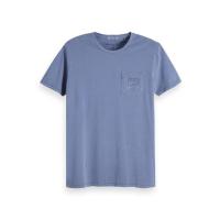 Scotch & Soda T-Shirt - blau - Größe S