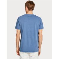 Scotch & Soda T-Shirt - blau - Größe M