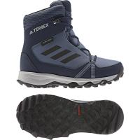 adidas Terrex Snow CP CW K Winterschuhe Kinder - TECINK/CBLACK/CONAVY - Größe 32