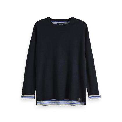 Scotch & Soda Pullover - dunkelblau - Größe L