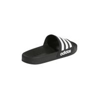 adidas adilette Shower K Kinder Badesandale - CBLACK/FTWWHT/CBLACK - Größe 35