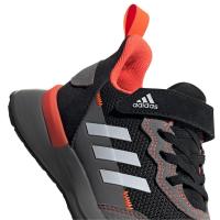 adidas RapidaRun Elite S&L EL K Runningschuhe Kinder - EF9413