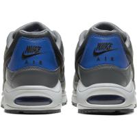 Nike Air Max Command Sneaker Herren - SMOKE GREY/BLACK-HYPER BLUE - Größe 7
