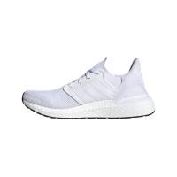 adidas Ultraboost 20 Runningschuhe Herren - FTWWHT/GRETHR/CBLACK - Größe 7-