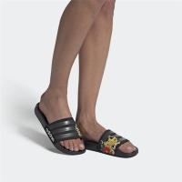 adidas adilette Shower - CBLACK/GRESIX/FTWWHT - Größe 7