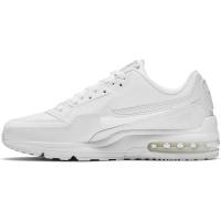 Nike Air Max LTD 3 Sneaker Herren - WHITE/WHITE-WHITE - Größe 9