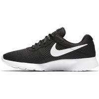 Nike Tanjun Sneaker Herren - BLACK/WHITE - Größe 7,5