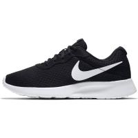Nike Tanjun Sneaker Herren - BLACK/WHITE - Größe 9