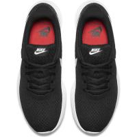 Nike Tanjun Sneaker Herren - BLACK/WHITE - Größe 10