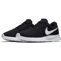 Nike Tanjun Sneaker Herren - BLACK/WHITE - Größe 12,5