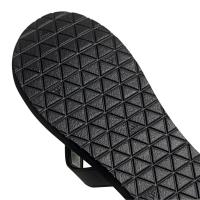 adidas Eezay Flip Flop Badesandale Herren - CBLACK/FTWWHT/CBLACK - Größe 6