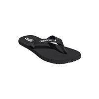 adidas Eezay Flip Flop Badesandale Herren - CBLACK/FTWWHT/CBLACK - Größe 7