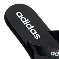 adidas Eezay Flip Flop Badesandale Herren - CBLACK/FTWWHT/CBLACK - Größe 9