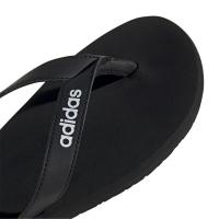 adidas Eezay Flip Flop Badesandale Herren - CBLACK/FTWWHT/CBLACK - Größe 11