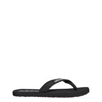 adidas Eezay Flip Flop Badesandale Herren - CBLACK/FTWWHT/CBLACK - Größe 12