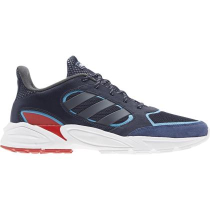adidas 90s Valasion Sneaker Herren - LEGINK/ONIX/FTWWHT - Größe 10