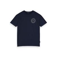 Scotch & Soda T-Shirt mit Logo - 155392-0002