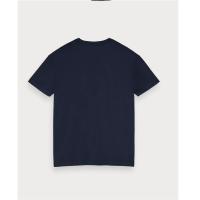 Scotch & Soda T-Shirt mit Logo - Night - Größe L