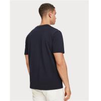 Scotch & Soda T-Shirt aus Baumwoll-Piqué - 155407-0002