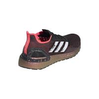 adidas Ultra Boost PB Runningschuhe Herren - CBLACK/FTWWHT/SIGPNK - Größe 10-
