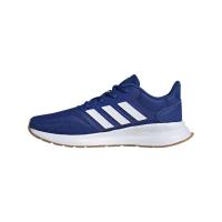 adidas Runfalcon K Runningschuhe Kinder - ROYBLU/FTWWHT/SESORE - Größe 35