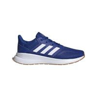 adidas Runfalcon K Runningschuhe Kinder - ROYBLU/FTWWHT/SESORE - Größe 6-