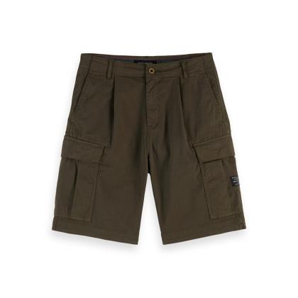Scotch & Soda Cargo-Shorts - Army - Größe 32