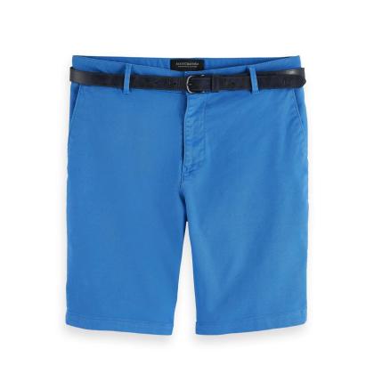 Scotch & Soda Chino-Shorts - Wave Blue - Größe 33