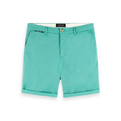 Scotch & Soda Chino-Shorts - Emerald - Größe 31