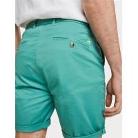 Scotch & Soda Chino-Shorts - Emerald - Größe 32