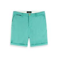 Scotch & Soda Chino-Shorts - Emerald - Größe 33