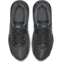 Nike Air Max Wright Sneaker Kinder - ANTHRACITE/COOL GREY-LT CURRENT BLUE - Größe 4.5Y