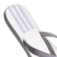 adidas eezay Flip Flop Badesandale - PRPTNT/CLOWHI/PRPTNT - Größe 7