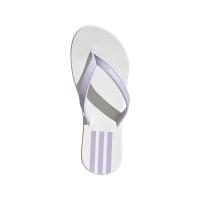 adidas eezay Flip Flop Badesandale - PRPTNT/CLOWHI/PRPTNT - Größe 8