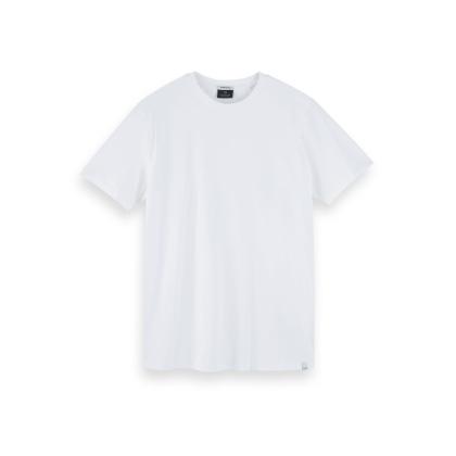 Scotch & Soda T-Shirt - weiß - Größe S