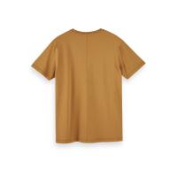 Scotch & Soda T-Shirt - tobacco - Größe L
