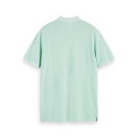 Scotch & Soda Poloshirt - mintgrün - Größe L